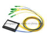 divisore ottico del PLC della fibra 2X4 con il connettore di LC/APC