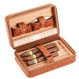 Erstklassige Zigarre-Luftfeuchtigkeitsregler-beweglicher Arbeitsweg-Zigarre-Luftfeuchtigkeitsregler-Kasten für Zigarre 4