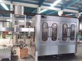Automatische frische Saft-Füllmaschine beenden