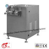 Petit, laboratoire, pression, laiterie, homogénisateur de crême glacée