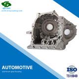 ISO/TS 16949 OEM fundição de alumínio Peças de motociclismo do Alojamento da Engrenagem