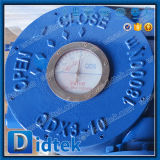 Elevadores Didtek Dn350 Válvula Borboleta Wafer Offset Triplo