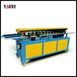 Машина изготавливания воздуховода для пробки вентиляции делая продукцию