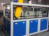 Linha da extrusora do perfil do PVC