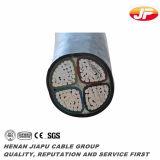 cuivre 3X150mm2 12/20 (24) gaines de PVC du kilovolt XLPE Insualted/sans câble d'armure