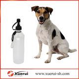 Портативный ПЭТ бутылку воды, домашние животные Drinker