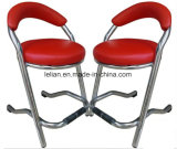 PU革Upholstoryのゲームの腰掛け、ゲームクラブ(LL-BC023)のための棒椅子