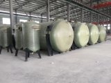 Tanques de armazenamento da fibra de vidro de FRP GRP para todos os tipos da solução ou da água química