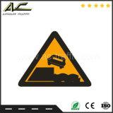 Sinal de tráfego de alumínio Emergency da placa da segurança da estrada
