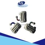 Los materiales ortodónticos escogen los tubos bucales en la fabricación de la fábrica de la alta calidad