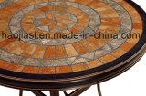 Openlucht /Rattan/de Reeks van de Lijst van Chair& van de Rotan van het Meubilair van de Tuin/van het Terras/van het Hotel (HS 1001C& HS 6177DT)