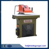 De hydraulische Scherpe Machine van de Schoen van het Wapen van de Schommeling, de Enige Scherpe Machine van de Schoen