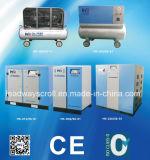 compresseur d'air exempt d'huile silencieux de vis du défilement 3kw-49.5kw pour des machines de précision