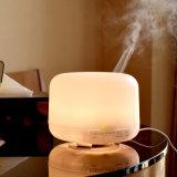 Difusor ultrasónico del aroma del aire del petróleo esencial de la fragancia del grano de madera de E-Ronic
