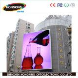 P6 tabellone per le affissioni commerciale pieno esterno di colore LED per fare pubblicità