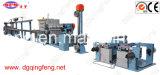 La energía fotovoltaica, no hay máquina de extrusión de halógeno de línea de extrusión (QF-70/QF-90)
