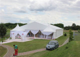 백색 PVC 알루미늄 프레임 사건을%s 방수 결혼식 큰천막 천막
