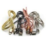 Creative ressort en métal chargeur USB de charge rapide de données de synchronisation du câble de la foudre pour iPhone X/ 8/ 8 Plus/ 7/ 6s/ 6s Plus/ 6/ 5s
