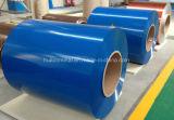 Цвет покрыл стальную катушку для Corrugated листов CGCC Dx51d+Z толя