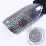 Polvo del pigmento del cromo del espejo del brillo de Holo del brillo del arco iris de la galaxia
