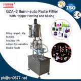 Semi-Автоматическая машина завалки затира с хоппером для арахисового масла (GZA-2)