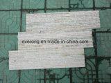 Pequena faixa de ardósia Rosa Peitoril empilhados de ardósia de cultura para revestimento de paredes