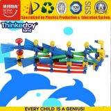 2016 giocattoli di costruzione Auto-Montano i giocattoli dei blocchetti del crogiolo di giocattolo di intelligenza