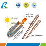 Tuyau en cuivre Solar Tubes à vide pour collecteur solaire