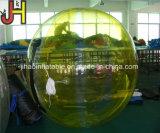 Вода едет шарик для сбывания, шарик раздувной воды гуляя воды для бассеина