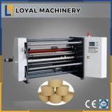 Heiß-Verkauf Hochgeschwindigkeitszigaretten-Walzen-Papier-aufschlitzende Maschine