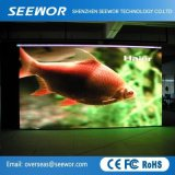 Wide Viewing Angle P5.95mm Outdoor Rental LED Display for Training course