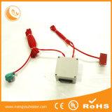 Подогреватель силикона размера фабрики подгонянный оптовой продажей электрический с малым отверстием 5mm