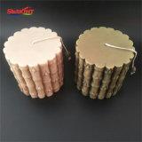 Haltbare Pfosten-Kerze mit der zwei Farben-Schicht