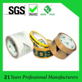 Dongguan impresa cinta de embalaje de cartón adhesivos de fundido