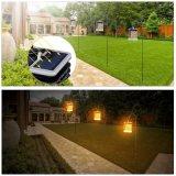 LED de la flamme de la pelouse de la lampe solaire pour les arbres