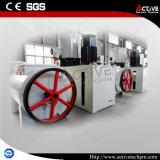Impastatrice calda del PVC di prezzi di fabbrica e fredda di plastica ad alta velocità attiva