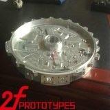 La Cina ha sperimentato il creatore del prototipo con elaborare di plastica personalizzato del metallo della macchina di CNC di colore di Pantone Ral di prezzi competitivi