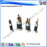 Al Screened/PE Insulated/PVC a engainé/câble échoué/ordinateur/instrumentation