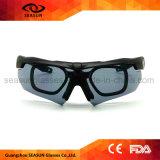 Óculos de sol militares táticos do tiro da inserção balística do frame do Myopia