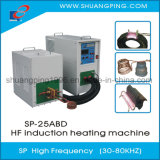 25kw het Verwarmen van de Inductie van de hoge Frequentie Machine SP-25bd 30-80kHz