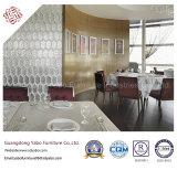 Meubles d'hôtel de cinq étoiles avec du bois solide dinant la présidence (YB-DC402)