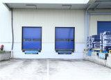 Usine de la vente directe à haute vitesse du rouleau de PVC Portes de l'obturateur