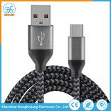 Tipo C di lunghezza dell'accessorio 1m del telefono mobile - cavo di carico del connettore del USB
