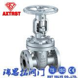 Bridas de acero inoxidable de precisión JIS 10K/20K de la válvula de compuerta