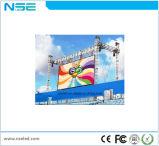 Afficheur LED de location P3.91 P4.81 P5.95 de HD Shenzhen