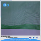 プラスチック上塗を施してある昆虫のWindowsスクリーンの金網(製造)