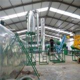 L'olio per motori nero e l'olio dell'automobile che ricicla la macchina fabbrica in Cina