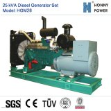 Dieselset des generator-25kVA mit Googol Motor 50Hz