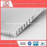 Léger en aluminium résistant au feu Panneau alvéolé pour porte