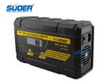 Suoer 24V 15A Автоматическая свинцовых зарядное устройство с ЖК-дисплеем (MC-2415A)